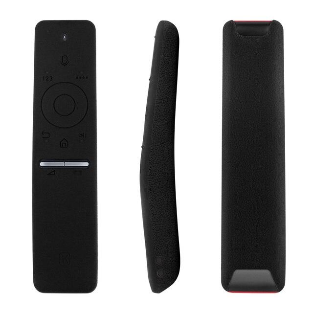 Capa de silicone para controle remoto, para TV Smart da Samsung BN59 01241A ,BN59 01260A ,BN59 01266A com alça