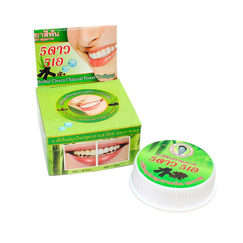 Toothpaste 5 Star Cosmetic 8858993730945 toothpaste oral care teeth whitening cosmetic star магазин