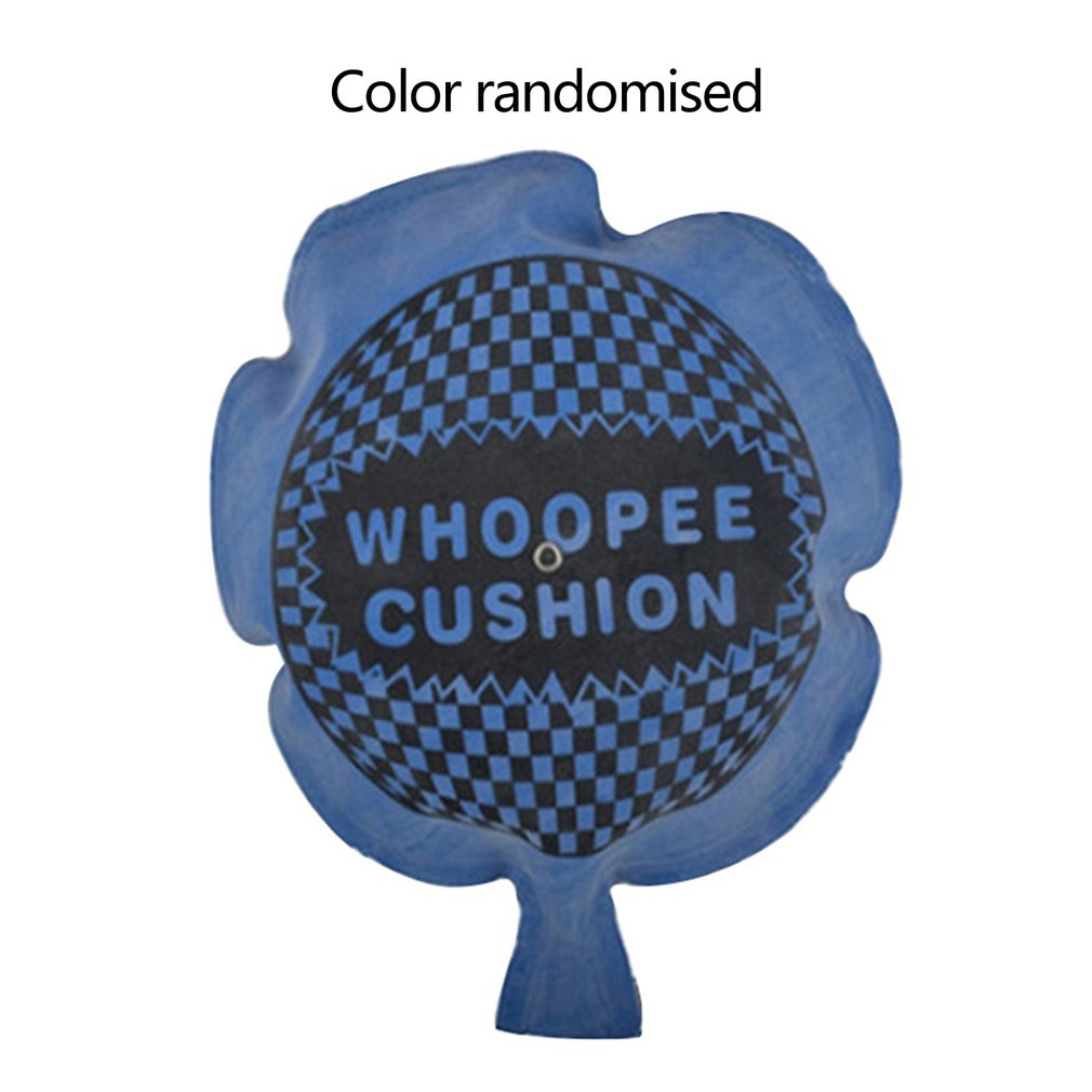 Kids Fun Baby Prank Toys Whoopee Cushion Jokes Gags Pranks Maker Trick Funny Toy Fart Pad Pillow For Child Adult Toy Gift