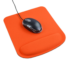 Professional Square Computer PC Laptop Mice Pad Game Non Slip Mouse Mat With Wrist Support For Computer Laptop Notebook Keyboard