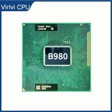 Intel Pentium B980 SR0J1 2.4 GHz Dual Core Dual ด้าย CPU โปรเซสเซอร์2M 35W ซ็อกเก็ต G2/RPGA988B