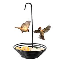 Hanging Bird Feeder Automatic Feeding Tool For Outdoor Wild