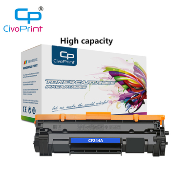 civoprint hot sale 244A hp44A CF244A CF244 44A Toner Cartridge Compatible for HP LaserJet Pro M15 M15a M15w MFP M28 M28a M28w compatible for 312x 312a cf380x cf380a cf381a cf382a cf383a 4 pack kcmy toner cartridge for hp color laserjet pro m476dn mfp