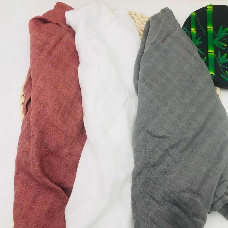 60*60 ซม.ไม้ไผ่ burp ผ้า muslin ผ้าอ้อมเด็ก swaddle ผ้าห่มคุณภาพดีกว่าผ้าฝ้ายอินทรีย์ Multi-use ผ้าห่มเด็กทารก