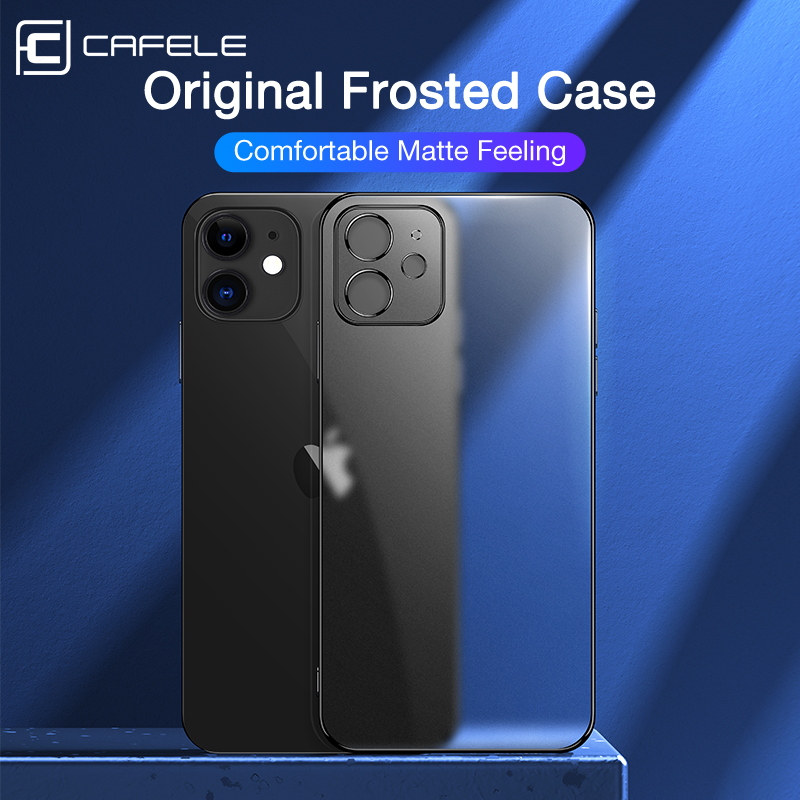 Luxury Case For iPhone 12 / Mini / Pro / Pro Max Silicon Clear Fitted Soft Case for iPhone 12 ProMax Bumper  Transparent Cover|Fitted Cases|   - AliExpress
