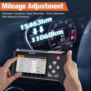Image 2 - Obdprog m500 obd2 ferramenta de correção odômetro serviço óleo profissional redefinir obd 2 scanner ajuste quilometragem ferramentas diagnóstico do carro