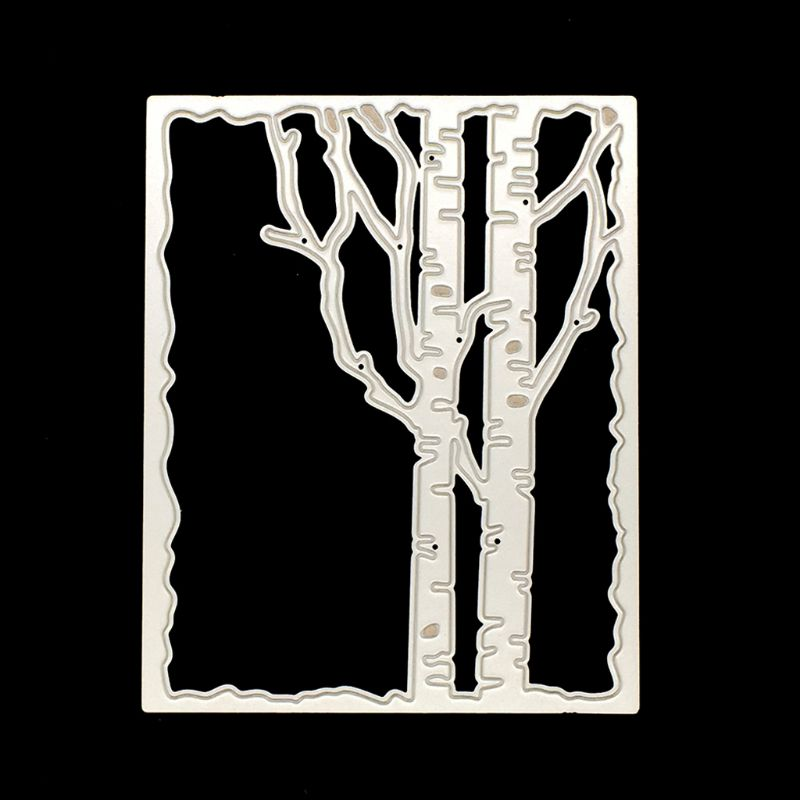 Branch Metal Cutting Dies Stencil Scrapbooking Paper Card Embossing Crafts Decor
