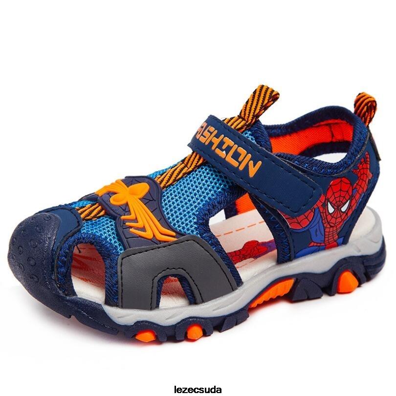 Boys' Ankle-Wrap Sports Sandals