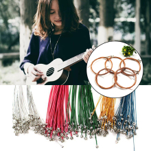 Струны для гитары укулеле, запасные части, струны для Укулеле, комплект, универсальный портативный музыкальный инструмент, аксессуары