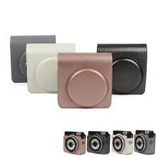 Pouch Camera-Accessory Shoulder-Bag SQUARE Instant-Camera Case SQ6 Fujifilm Cover Protector