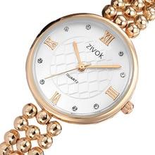 2019 Light Luxury Lady Temperamentwomen  watch stainless steel analog quartz wristwatch new creative lady watches