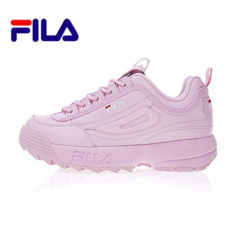 FILA Disruptor II 2 Women pink Running