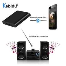 Kebidu Di Động Bluetooth A2DP Nhạc Adapter Với 1 Đèn Led IPod Cho Iphone 30 Pin Dock Loa
