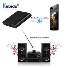 Kebidu ポータブル bluetooth A2DP 音楽受信機アダプタと 1 led iphone 用の ipod 用 30 ピンドックスピーカー