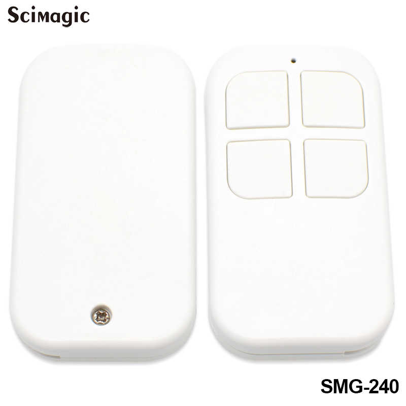 For 433mhz Garage Gate Remote Control 433.92MHz rolling fixed code Keychain Transmitter 2019