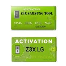Z3X עבור LG סמסונג הפעלת Pro