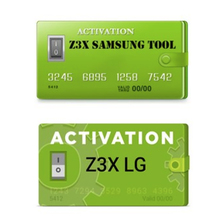 Z3X for LG Samsung Pro Activation