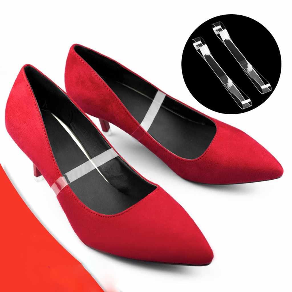 Frauen Feste Ferse Schuhe Bequem Unsichtbare Hilfreich Tipps Ein Paar Schuhe Spitze