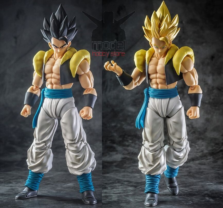 Fit-Suit Headsculpt-Set-Accessories Dragon-Ball-Z Gogeta Custom Demoniacal 1/12 for DBZ