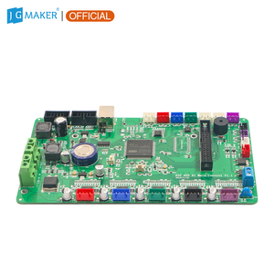 Image 4 - JGMAKER A5S A1 A3S 3D Printer Mother Board Motherboard Main Controller Board Self Developed Firmware with 4 pcs A5984 Drive