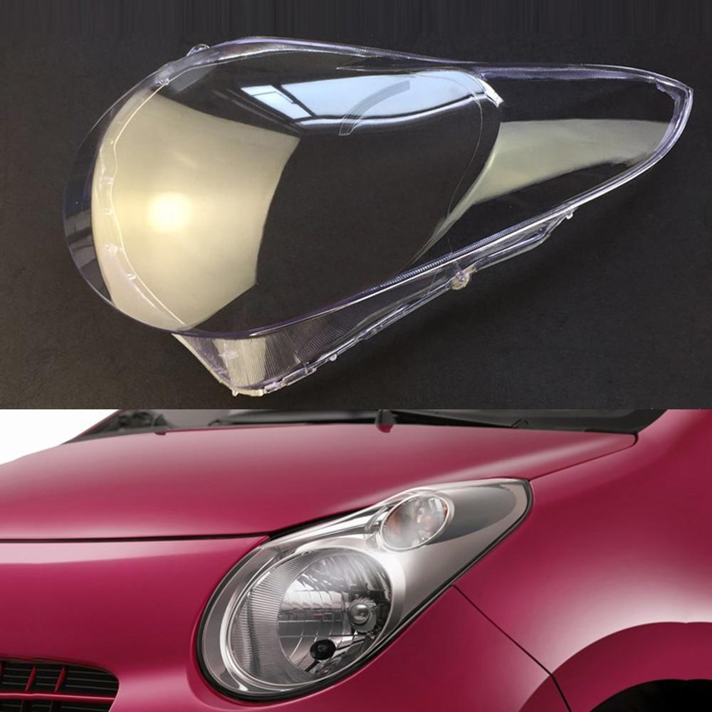 Car Headlamp Lens For Suzuki Alto 2009 2010 2011 2012  Car  Replacement   Auto Shell