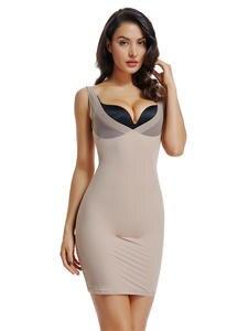 Corset Dress Bodysuit Modeling-Strap Waist-Trainer Butt-Lifter Control-Slips Slimming Underwear