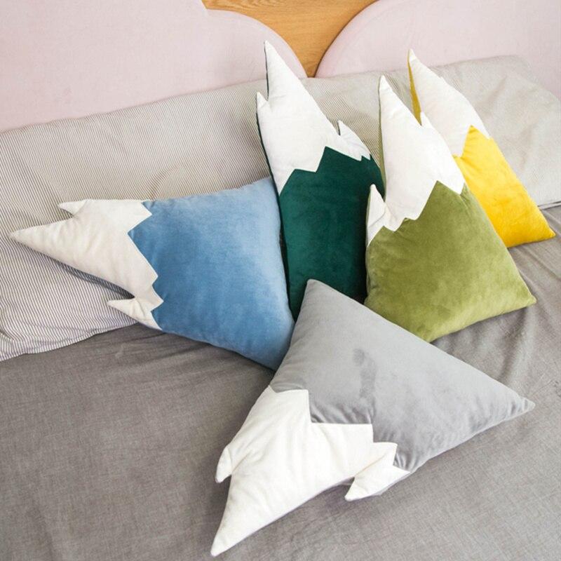 bebe travesseiro de algodao dos desenhos animados 04