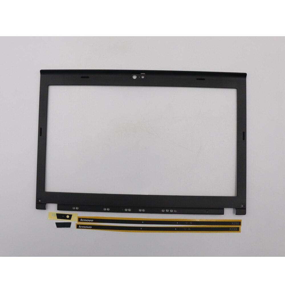 Новый и оригинальный чехол для ноутбука Lenovo Thinkpad X220 X230 X220I X230I/Рамка для ЖК-экрана 04Y1854 04W6835