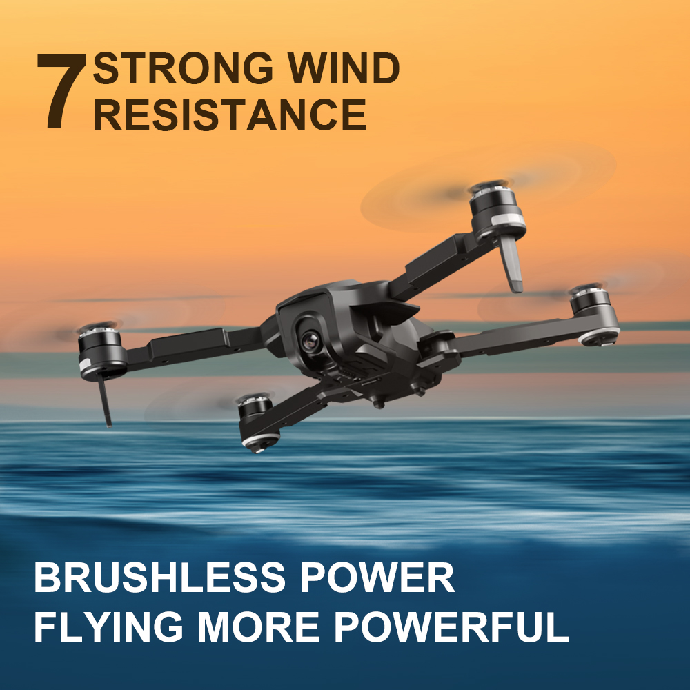 Drone 4k Gps Professional Long Range 30mins 1000m Rc Distance Dual Camera Follow Me 5g Wifi Fpv Quadcopter Brushless Drone Gift(China)