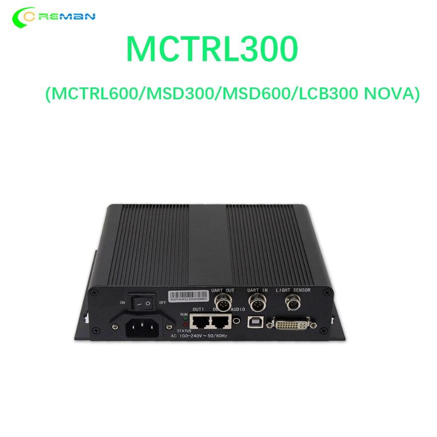 Novastar MCTRL300 boîte de carte denvoi led couleur pour contrôleur de écran led MCTRL600 MSD300 MSD600