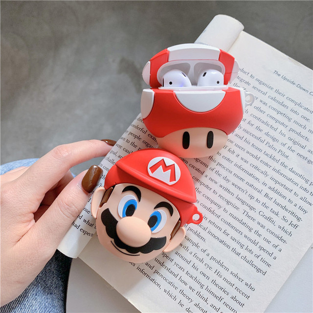 Super Mario AirPod Case