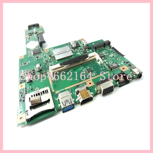 Image 3 - X553MA_MB_N2830CPU Laptop motherboard REV2.0 For ASUS A553M X503M F503M X553MA X503M X553M F553M Notebook mainboard fully tested