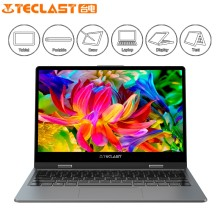 "Teclast F5 Laptop Intel Gemini Lake N4100 Quad Core 8GB RAM 128GB SSD Windows10 360 Berputar Layar Sentuh 11.6 ""Tablet PC(China)"