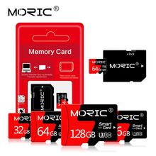 Phone flash card memory card 8GB 128GB tarjeta micro sd card 16GB 32GB 64GB memory stick usb pen drive TF Card with gift adapter cheap moric MC-TF-03 TF Micro SD Card