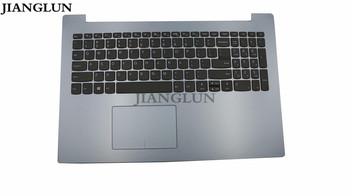 "JIANGLUN 5CB0N86404 For Lenovo IdeaPad 320-15IAP 15.6"" Palmrest Upper Case Top Cover Palmrest Keyboard Touchpad"