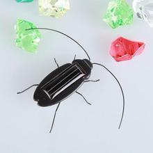 Diy Robot Gadget Solar-Gift Girls Powered-Powered Educational Mini Kids for Cockroach