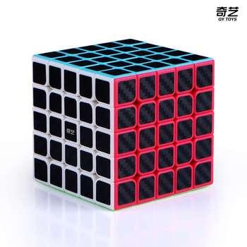 Newest Neo Cube 5x5x5 Cubo Magico Qiyi Qizheng S Magic Cube 5x5 Stickerless Qizhengs Cubic Anti-stress 5 By 5 Toys For Children