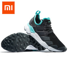 Xiaomi RAX Fly Knit Net Men Sneakers Breathable Non-slip Utralight Sports Quick Drying Running Outdoor Hiking Boots