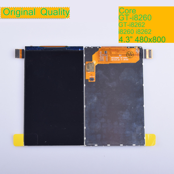 10Pcs/lot ORIGINAL LCD For Samsung Galaxy Core GT 8260 8262 i8262 i8260 GT-I8260 LCD Display Screen Display Screen LCD