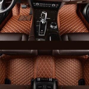 Image 4 - Kalaisike Custom car fußmatten für BMW alle modell 535 530 X3 X1 X4 X5 X6 Z4 525 520 f30 f10 e46 e90 e60 e39 e84 e83 auto styling