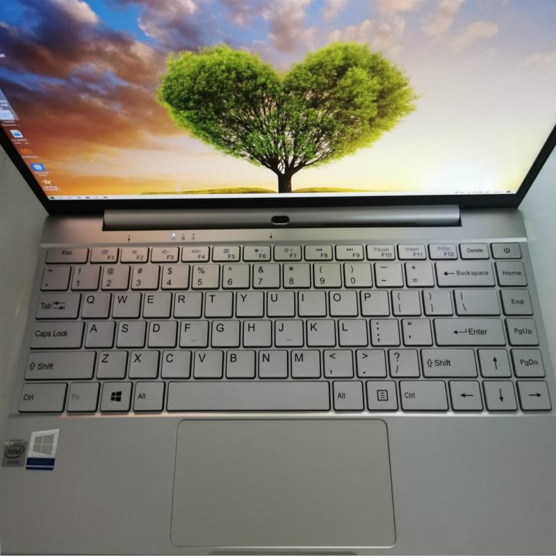 14'' Pink Laptop Notebook Computer Intel N3350 Backlit Keyboard 8GB 2.4G 5G Dual Wifi Gaming Laptops Windows 10 Pro Netbook-4