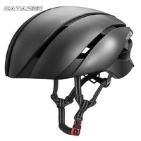 Bicycle Helmet Integrated Molding Helmet Safety Hat Male Mountain Road Bike Equipment Shock Absorber Bicycle Cap