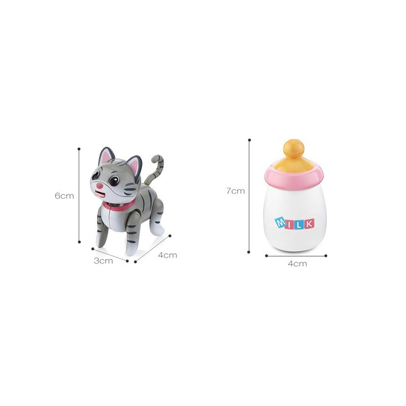 leite brinquedo interativo cão gato miúdo melhores presentes para