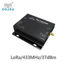Lora SX1278 433 長距離 5 ワット E32 DTU 433L37 トランシーバ受信機 37dBm 20 キロ RS232 RS485 wifi シリアルポートデータ伝送