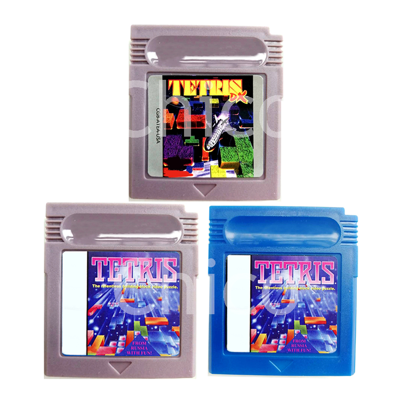 Tetris World DX Video Game Memory Accessories Cartridge Card for 16 Bit Console English