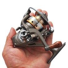 Lizard Fishing 6 Bearings Mini in Palm  5.2:1 Ratio Nylon 66   Glass Fiber Material Mini Ice Fishing, Rock & Lure Fishing reel