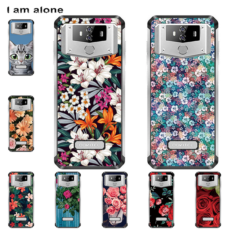 Phone Case For <font><b>Oukitel</b></font> <font><b>K12</b></font> 2019 6.3 inch Soft TPU Cover Mobile Fashion Cartoon Printed For <font><b>Oukitel</b></font> <font><b>K12</b></font> 2019 Bags Free Shipping image
