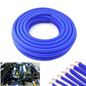 Силиконовая Вакуумная трубка BOOST, шланг для охлаждающей жидкости, внутренний диаметр 3 мм, 4 мм, 6 мм, 8 мм, 10 мм, 12 мм