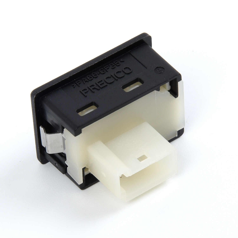 Замена разблокировки переключатель аксессуары багажник Кнопка 61319200316 пластик