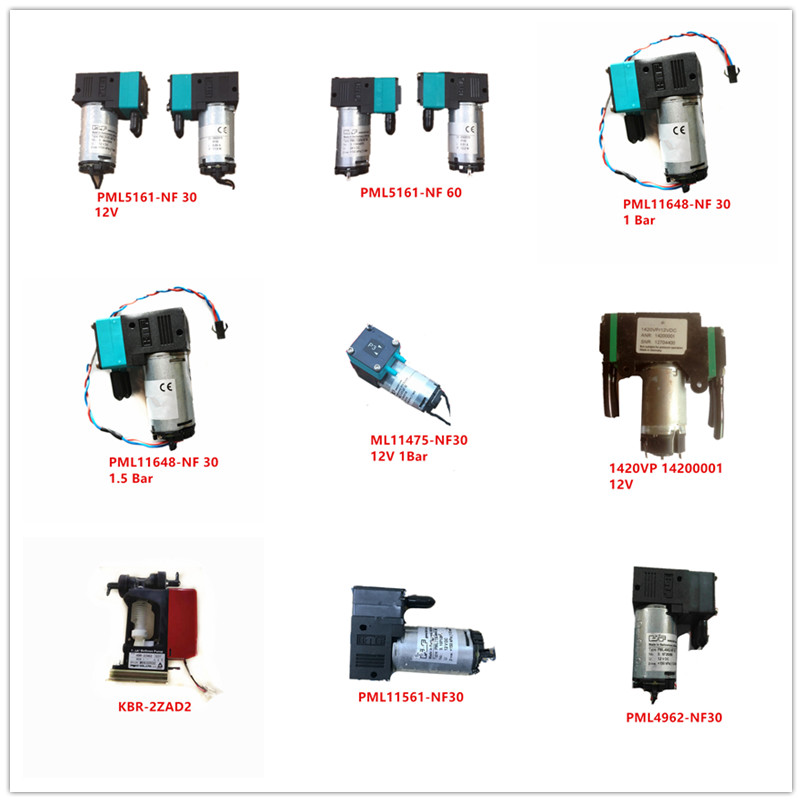 PML5161-NF 30| PML5161-NF 60| PML11648-NF 30|  PML11475-NF30| 1420VP 14200001| KBR-2ZAD2| PML11561-NF30| PML4962-NF30 Used